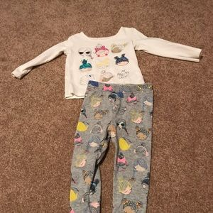 Baby Gap 18-24 Months Girls Outfit Set